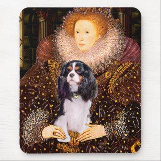 Cavalier (Tri) - Queen Mouse Pad