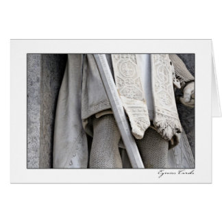 Cavaliere Ginocchio Card