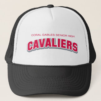 Cavaliers Block Cap