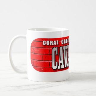 Cavaliers Brickwall Mug
