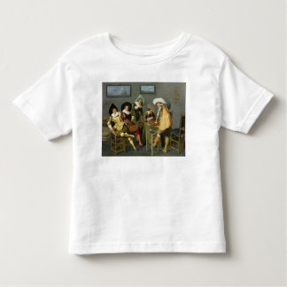 Cavaliers in a tavern toddler t-shirt
