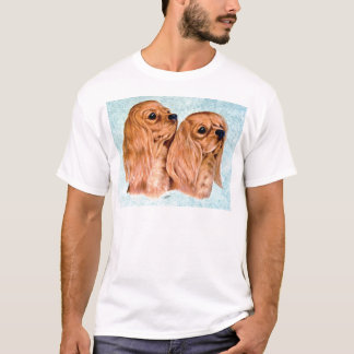 Cavaliers - ruby T-Shirt