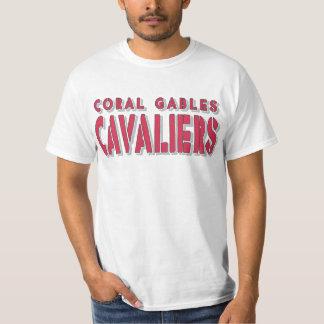 Cavaliers Stencil T-Shirt