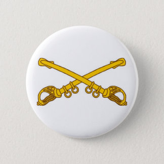 Cavalry Sabers Button