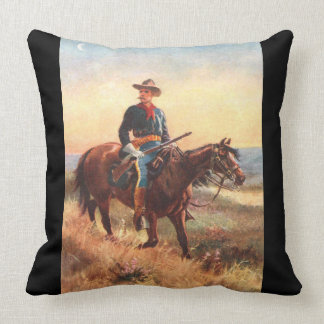 Cavalry Scout Pillow