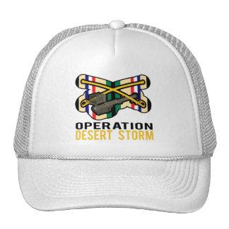Cavalry Stinger Desert Storm Mesh Hat