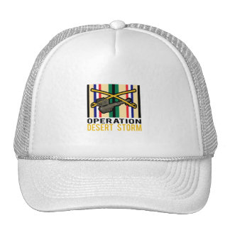 Cavalry Stinger Desert Storm Mesh Hats