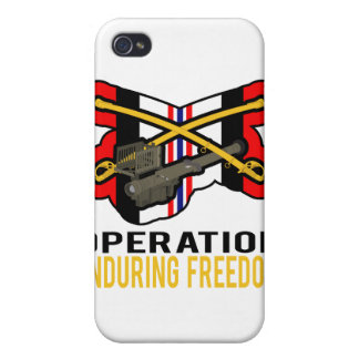 Cavalry Stinger OEF iPhone 4 Covers
