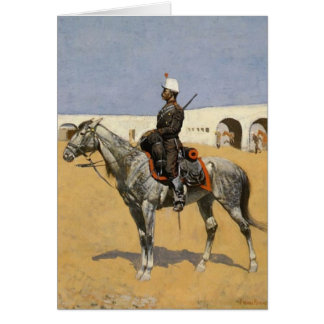 Cavalryman of Line Card