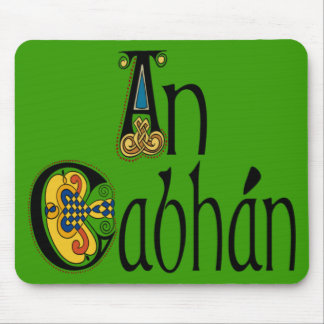 Cavan (Gaelic) Mousepad