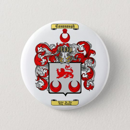 Cavanaugh Pinback Button