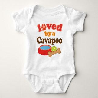 Cavapoo dog Lover Kids t-shirt