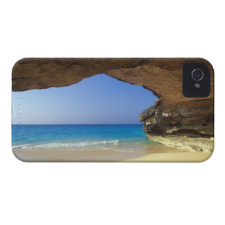 Cave at French Bay, San Salvador Island, iPhone 4 Case-Mate Cases