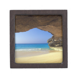 Cave at French Bay, San Salvador Island, Jewelry Box