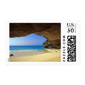 Cave at French Bay, San Salvador Island, Postage