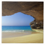 Cave at French Bay, San Salvador Island, Ceramic Tile
