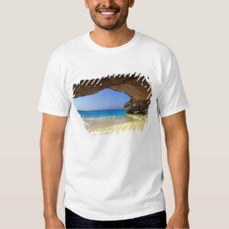 Cave at French Bay, San Salvador Island, Tshirt