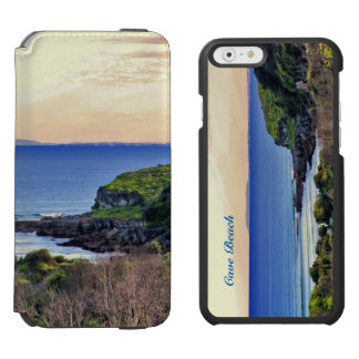 Cave Beach iPhone 6/6s Wallet Case