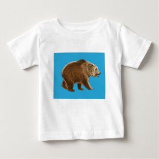 Cave bear baby T-Shirt