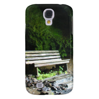 Cave Bench Galaxy S4 Case