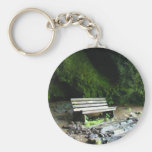 Cave Bench Keychain