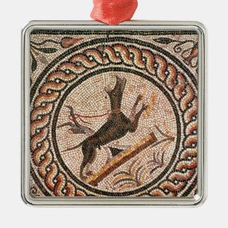 Cave Canem  2nd-3rd century Metal Ornament