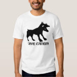 CAVE CANEM - BEWARE OF DOG Latin T Shirts