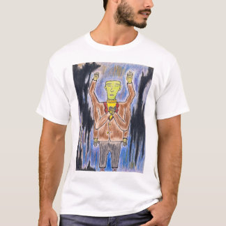 Cave Creature right-side Up T-Shirt
