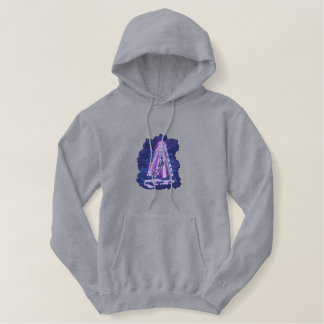 Cave Diving Embroidered Hoodie