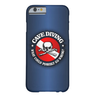 Cave Diving (Skull) iphone 6 cases