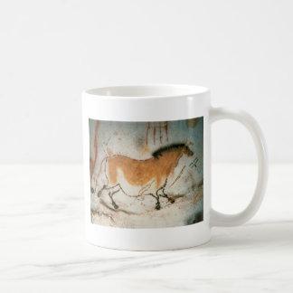 Cave drawings Lascaux French Prehistoric Drawings Coffee Mug