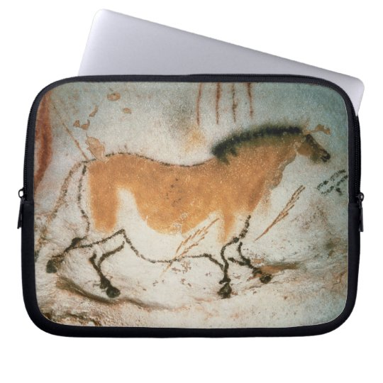 Cave drawings Lascaux French Prehistoric Drawings Computer Sleeve