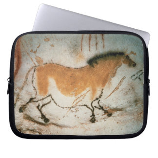 Cave drawings Lascaux French Prehistoric Drawings Laptop Sleeve