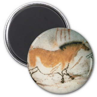 Cave drawings Lascaux French Prehistoric Drawings Refrigerator Magnets