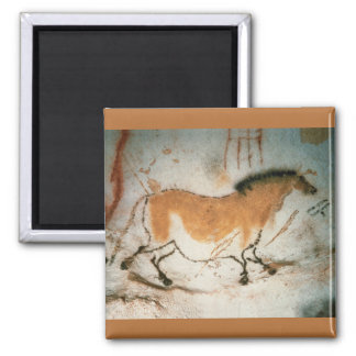 Cave drawings Lascaux French Prehistoric Drawings Refrigerator Magnet