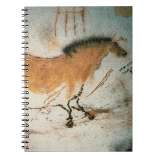 Cave drawings Lascaux French Prehistoric Drawings Notebook