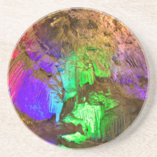 cave drink coaster