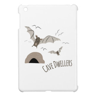 Cave Dwellers iPad Mini Cases