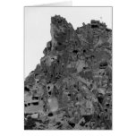 Cave dwelling greeting cards
