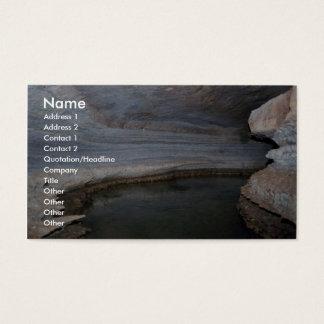 Cave Habitat Business Card