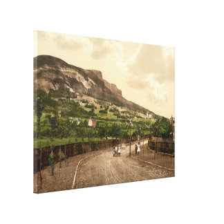 Cave Hill, Belfast, County Antrim Canvas Print