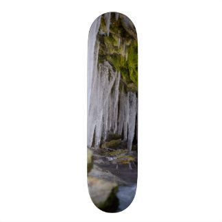 """Cave Icicles 7 3/4"""" Skateboard"""