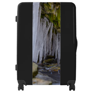 Cave Icicles Luggage