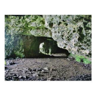 Cave Keshcorran Caves Near Carrowkeel In Ireland Postcard