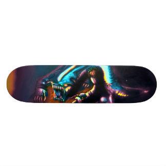 Cave Monster Skateboard