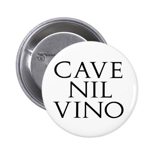 Cave Nil Vino Button