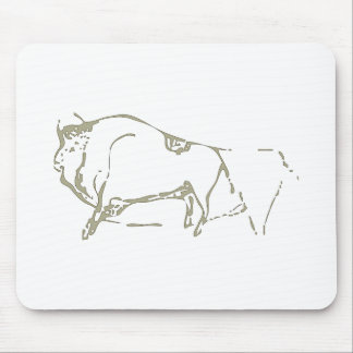 Cave painting Cave kind Mousepads