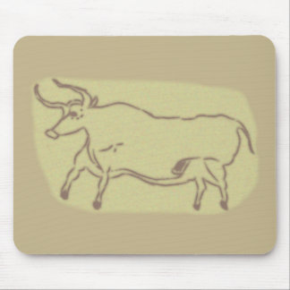 Cave painting cave painting mousepads