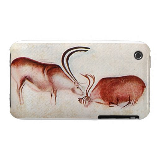 Cave Paintings Case iPhone 3 Cases