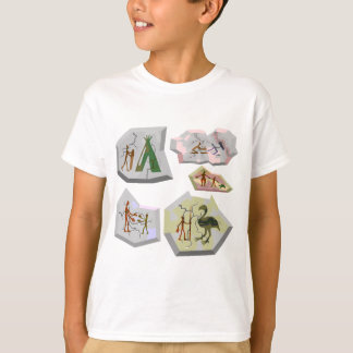 cave paintings T-Shirt